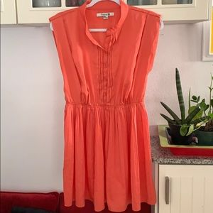 Forever 21 Apricot dress M
